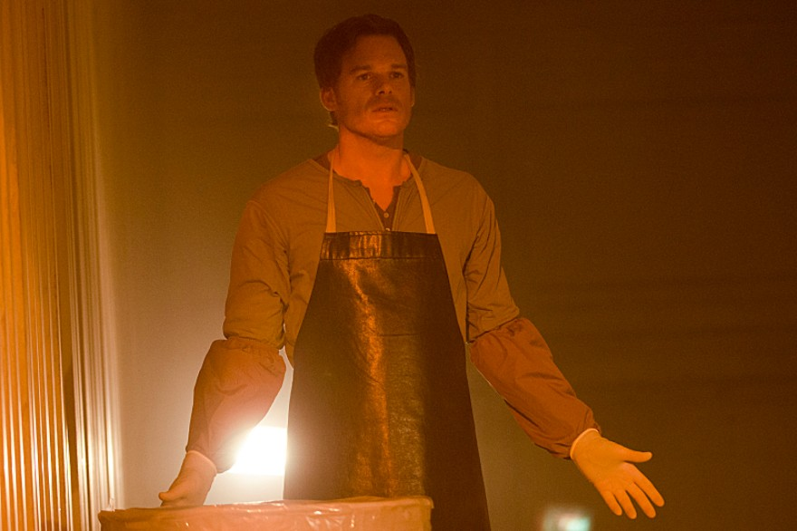 Michael C. Hall as Dexter Morgan in Dexter (Season 8, episode 4) - Photo: Randy Tepper/Showtime - Photo ID: Dexter_804_1877